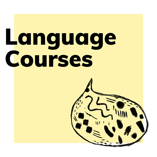 Product category Language courses