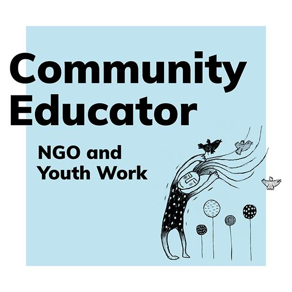 Product category Community Educator: NGO and youth work