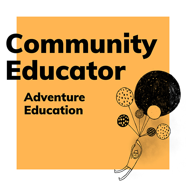 Product category Community Educator: Adventure education